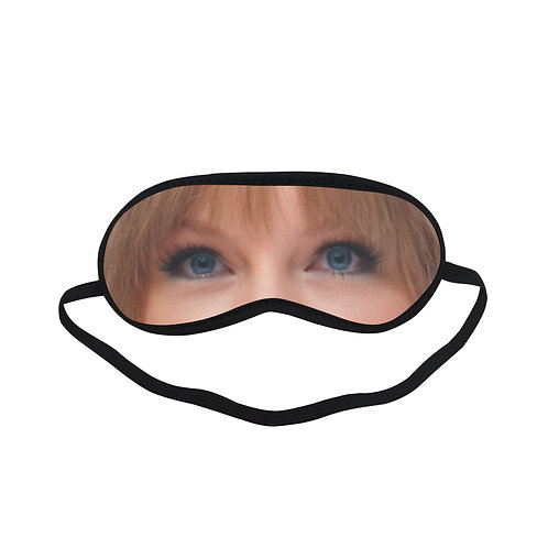 JTEM476 Taylor Swift Eye Printed Sleeping Mask