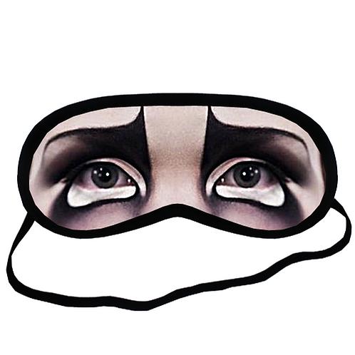 EYM1771 ART MAKEUP Eye Printed Sleeping Mask