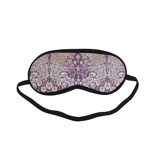 PTEM526B Fashion Floral Eye Printed Sleeping Mas