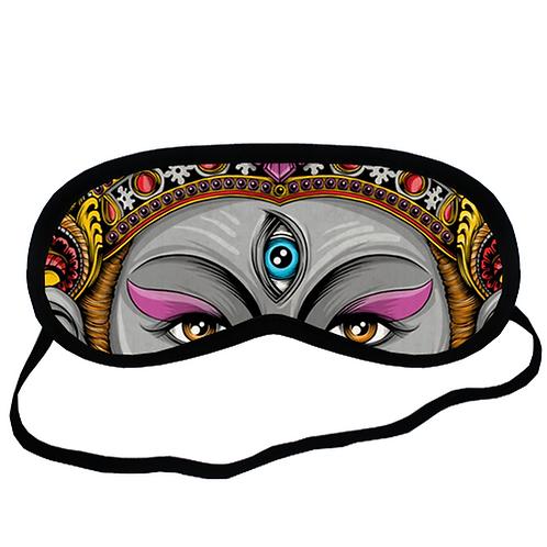 EYM1584 Ramayana Eye Printed Sleeping Mask