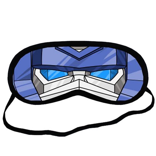 EYM608 Transformer Optimus Prime Eye Printed Sleeping Mask