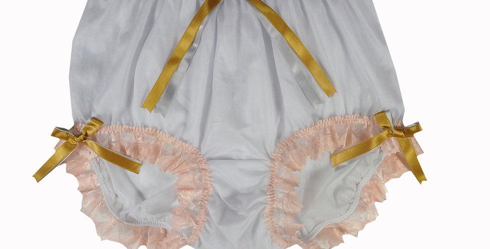 NNH11D58 Handmade Panties Lace Women Men Briefs Nylon Knickers