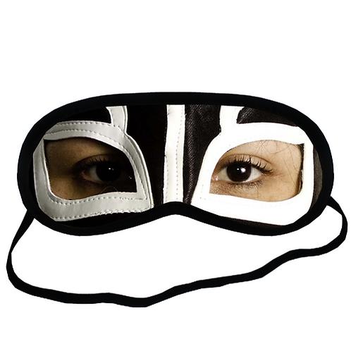 EYMt1677 Lucha Libre Mexicana Eye Printed Sleeping Mask