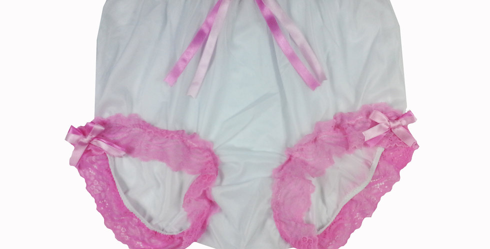 NNH11D27 Handmade Panties Lace Women Men Briefs Nylon Knickers
