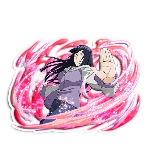 NRT135 Hinata Hyuga Konohagakure Naruto anime sti