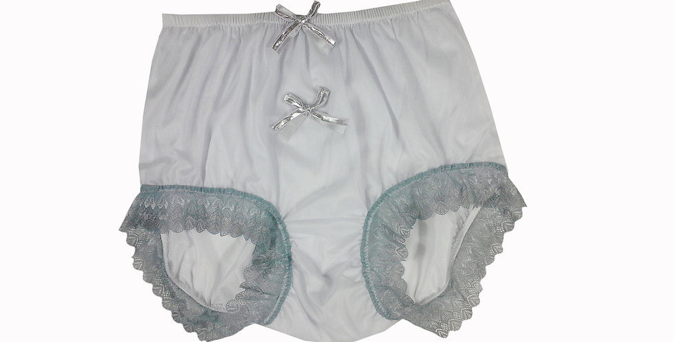 NNH10D111 Handmade Panties Lace Women Men Briefs Nylon Knickers