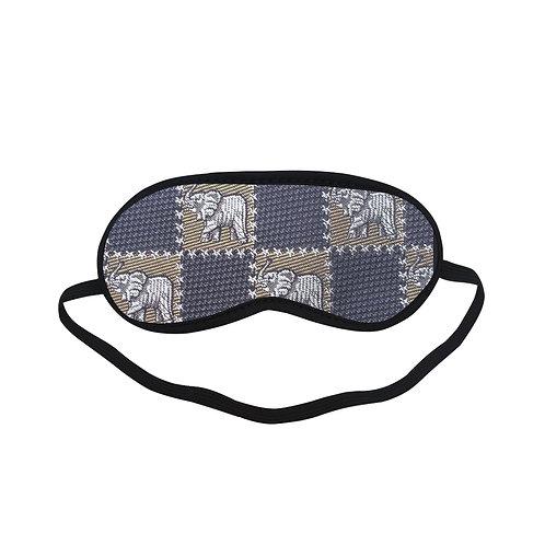 PTEM403 Mayan and elephant pattern Eye Printed Sleeping Mas
