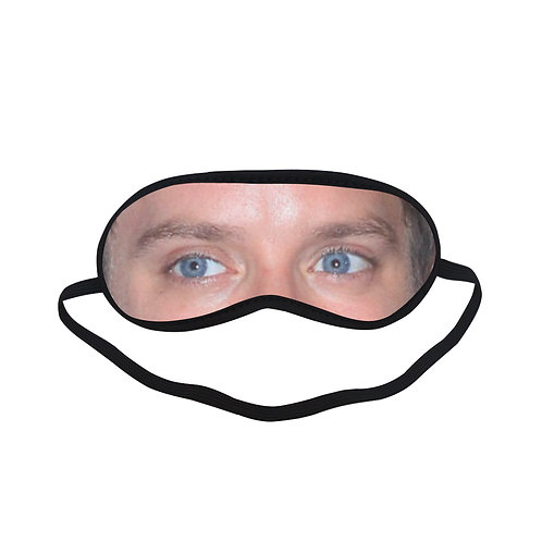 ITEM301 elijah wood Eye Printed Sleeping Mask