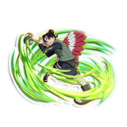 NRT389 Tenten Konohagakure Naruto anime s