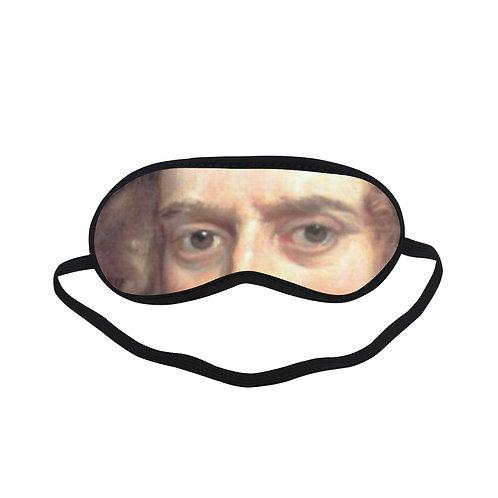 FTEM041 Isaac Newton Eye Printed Sleeping Mask