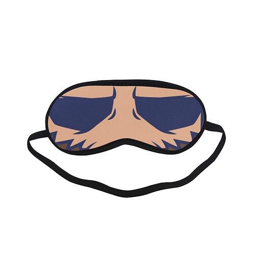 SPM055 Chewbacca Eye Printed Sleeping Mask