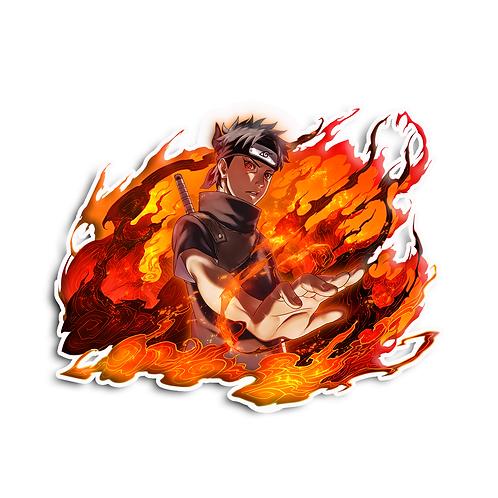 NRT505 Uchiha Shisui Sharingan Body Flicker Naruto anime s