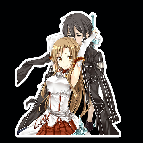 Anime Sticker Car Bumper Truck Window Motorcycle Decal SSAO3 Sword Art Online