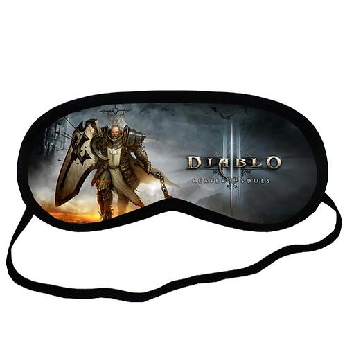 EYM1915 Diablo Eye Printed Sleeping Mask