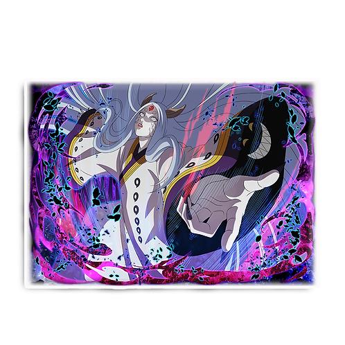 NRT195 Kaguya Otsutsuki Princess Naruto anime s