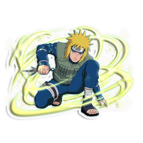 NRT270 Minato Namikaze Yondaime Hokage Naruto anime s