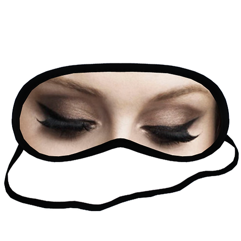 EYM174 Adele Eye Printed Sleeping Mask