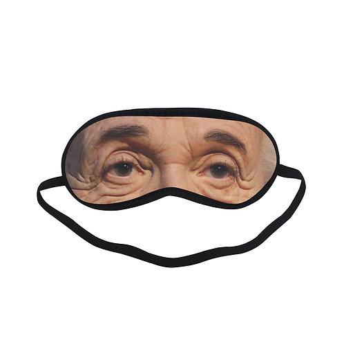 EOL006 Albert Einstein Eye Printed Sleeping Mask