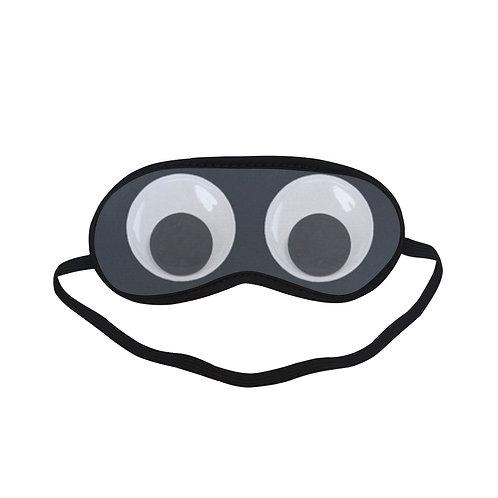 BTEM318 Large Funny Googly Eye Printed Sleeping Mask