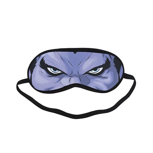 SPM113 Devil Villian Eye Printed Sleeping Mask