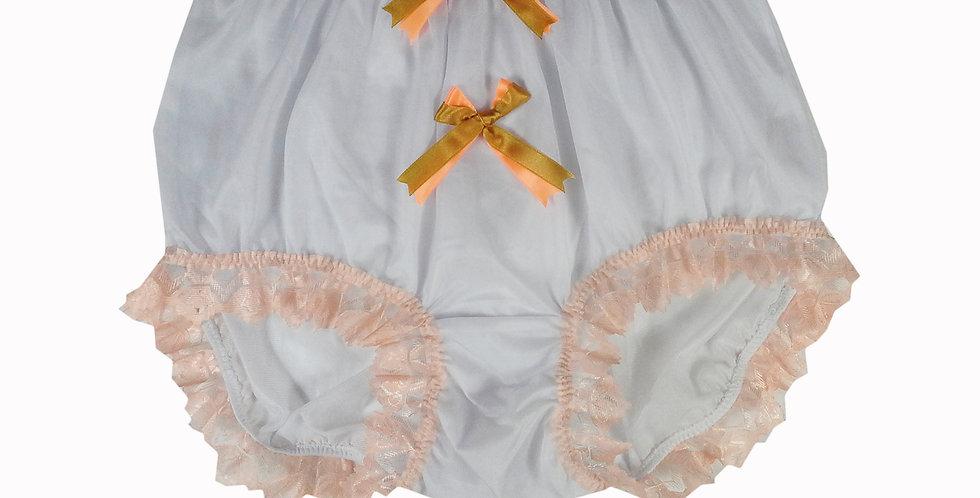 NNH10D47 Handmade Panties Lace Women Men Briefs Nylon Knickers