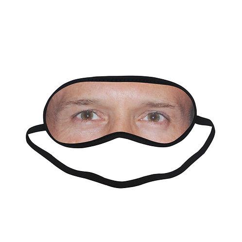 EOL164 Jason Statham Eye Printed Sleeping Mask