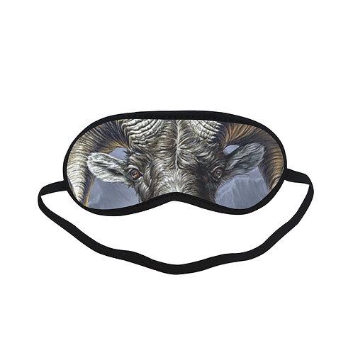 ATEM091 big horn sheep Eye Printed Sleeping Mask