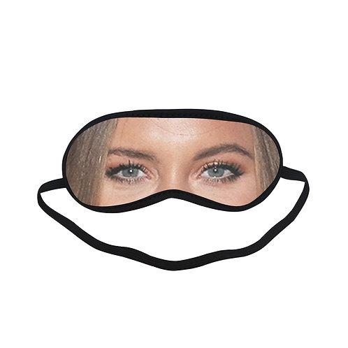 EOL007 Alena Gerber Eye Printed Sleeping Mask