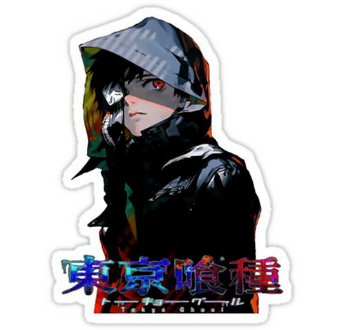 SRBB0761 Tokyo Ghoul anime sticker