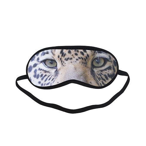SPM212 Tiger Eye Printed Sleeping Mask