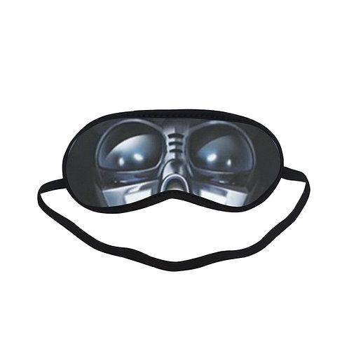 BTEM186 Darth Vader Eye Printed Sleeping Mask