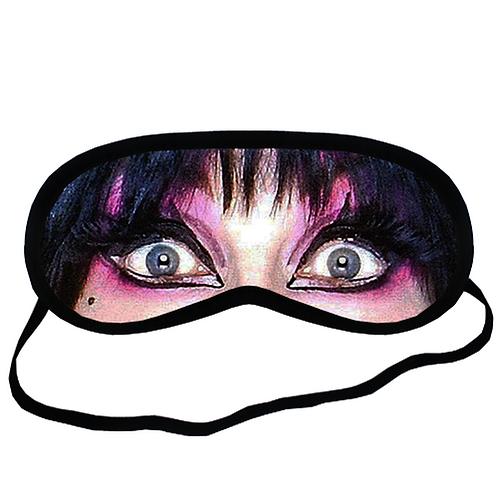 EYM589 Elvira Eye Printed Sleeping Mask
