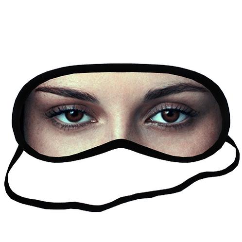 EYM389 Kristen Stewart Twilight Eye Printed Sleeping Mask