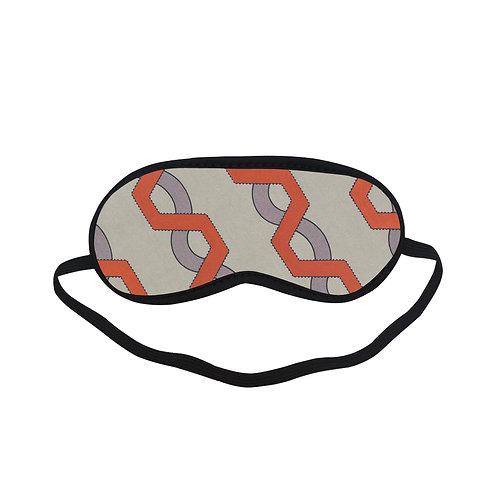 PTEM575 Fashion chain Art Eye Printed Sleeping Mas