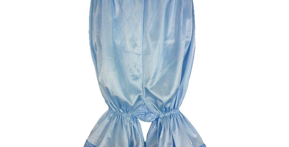 PTPH02D11 blue New Nylon Pettipants Women Men Slips Lace Lingerie