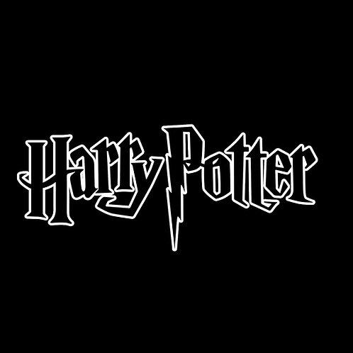 HP15 Harry Potter Hogwarts Stickers Decal Vinyl Car Bumper Window Sticker Laptop