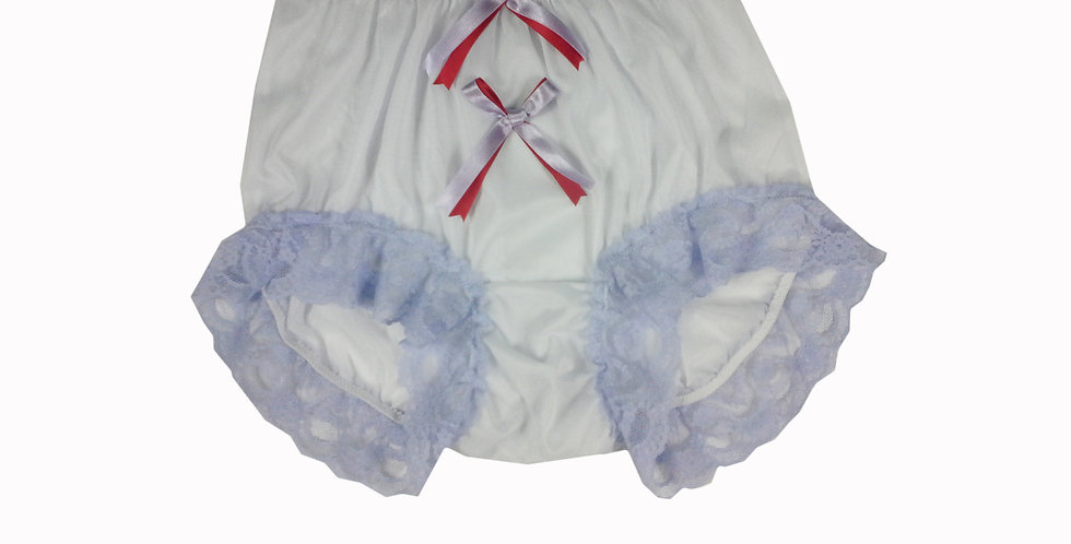 NNH10D103 Handmade Panties Lace Women Men Briefs Nylon Knickers