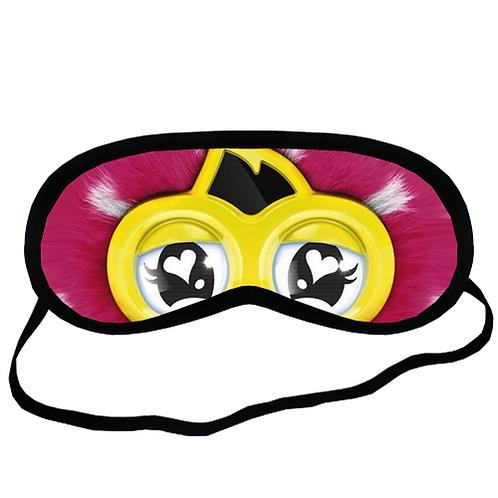 EYM295 Furby Eye Printed Sleeping Mask