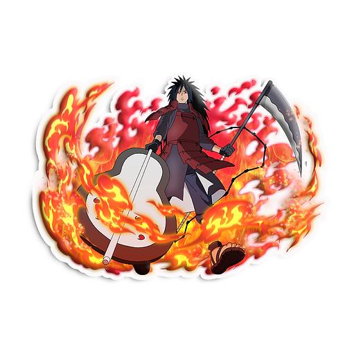 NRT450 Uchiha Madara Rinnegan Akatsuki Naruto anime s