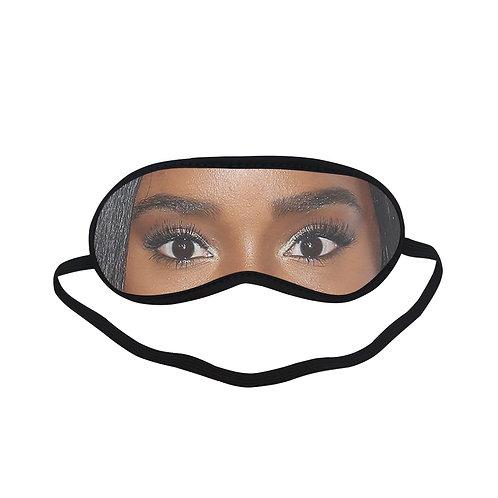 ITEM125 Antoinette Robertson Eye Printed Sleeping Mask