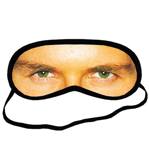 EYM251 David Beckham Eye Printed Sleeping Mask