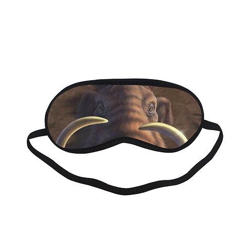 ATEM311 Mammoth Elephant Eye Printed Sleeping Mask