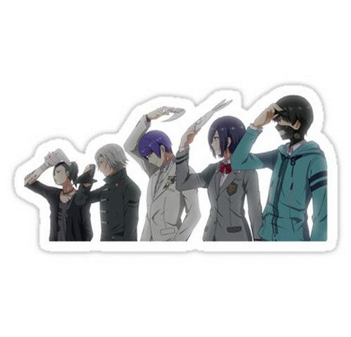 SRBB0566 TOKYO GHOUL anime sticker