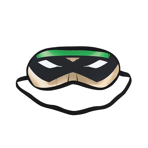 SPM249 green arrow comic Eye Printed Sleeping Mask