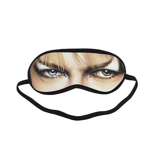 JTEM129 David Bowie Eye Printed Sleeping Mask