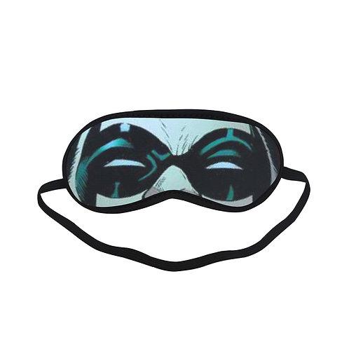JTEM119 DAMIAN WAYNE Eye Printed Sleeping Mask