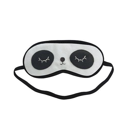 BTEM372 Panda Eye Printed Sleeping Mask