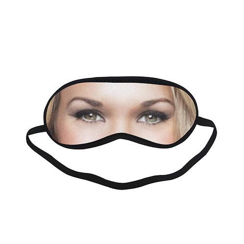 ITEM201 Carrie Underwood Eye Printed Sleeping Mask