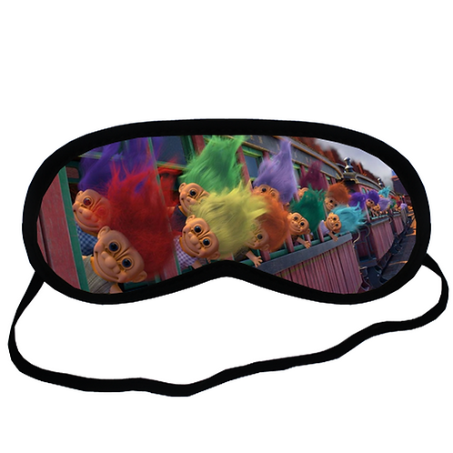 EYM1963 Trolls Eye Printed Sleeping Mask