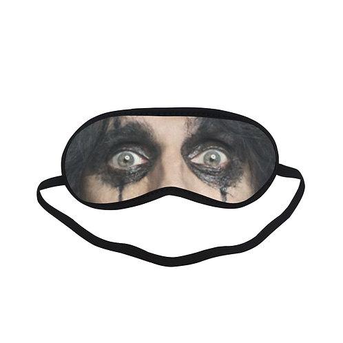 JTEM010 Alice Cooper Eye Printed Sleeping Mask